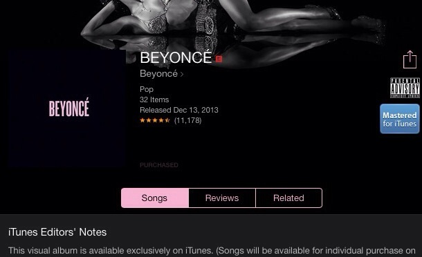 Is Beyonce's new album a Flop?
