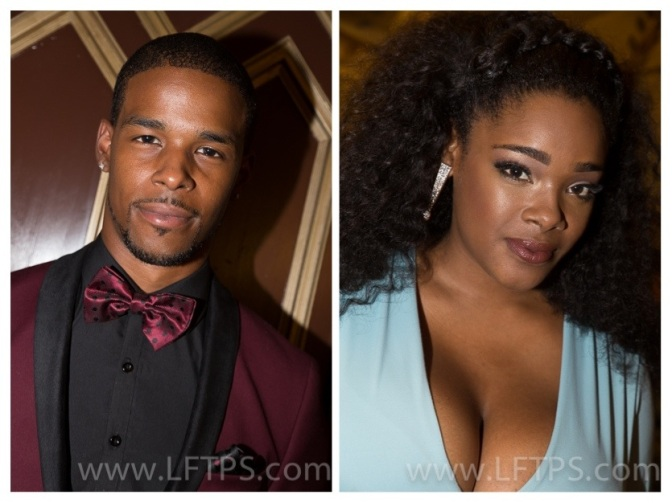 GREGG WAYANS AND SUMMER WAYANS-FEMALE HIP HOP HONOR AWARDS PRESENTERS
