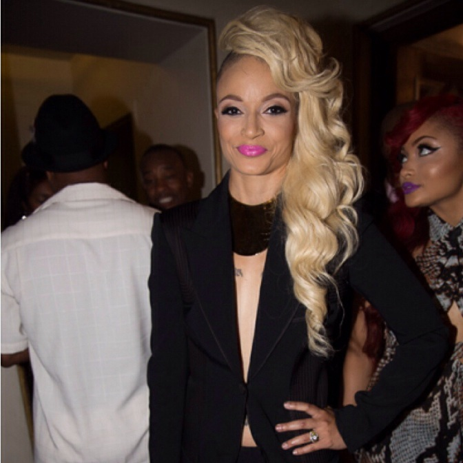 """CHARLI BALTIMORE RECEIVES THIS YEAR'S """"THE UNSTOPPABLE WOMAN AWARD"""""""