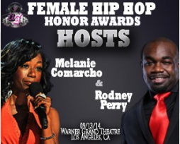 THE 3RD ANNUAL FEMALE HIP HOP HONOR AWARDS PHOTO RECAP