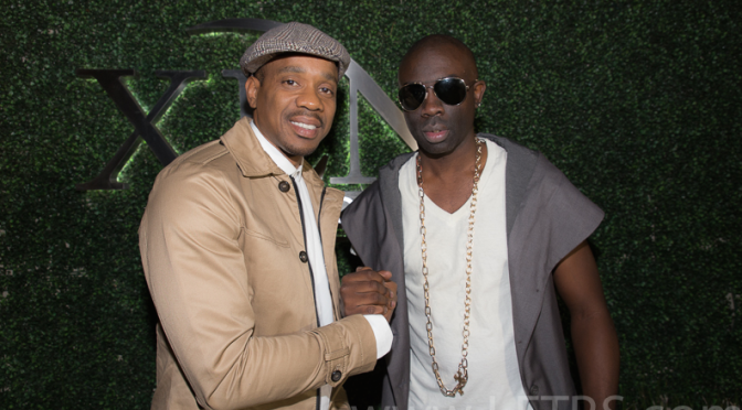 "WHO'S HOT IN HOLLYWOOD HOSTED BY ACTOR DUANE MARTIN ""REAL HUSBANDS OF HOLLYWOOD"" (RECAP) VIDEO"