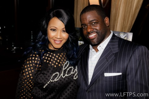 Eric Campbell and Warryn Campbell
