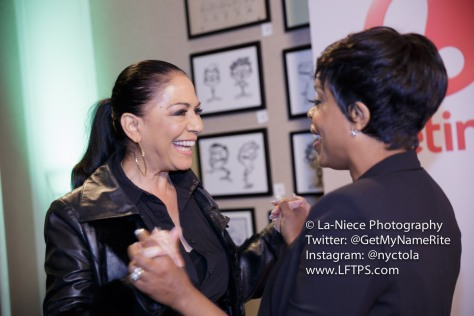 Sheila E and Niecy Nash
