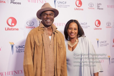 Glynn Turman and Joann Allen