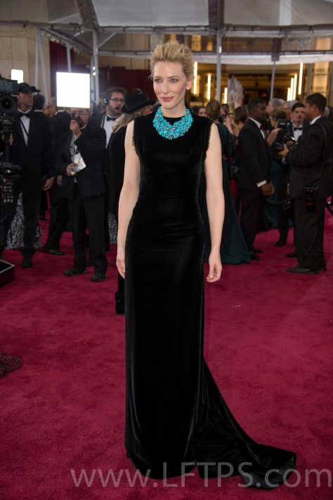 Cate Blanchette at the Oscars 2015