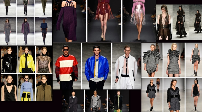 NEW YORK FASHION WEEK- MERCEDES BENZ FASHION WEEK F/W 2015 (VIDEO AND PHOTO RECAP)