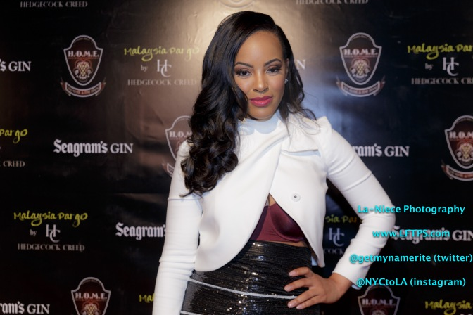 VH1's BASKETBALL WIVES LA- MALAYSIA PARGO LUXURY BEDDING COLLECTION BY HEDGECOCK CREED LAUNCH PARTY (PHOTOS)