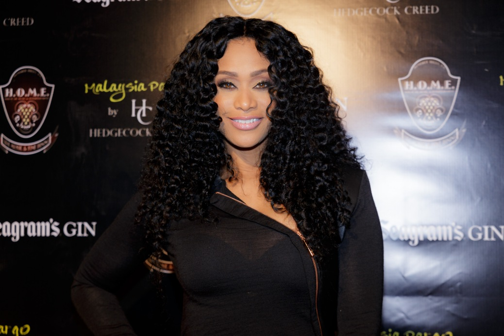 TAMI ROMAN- TALKS ABOUT JOINING SEASON 4 OF VH1'S BASKETBALL WIVES LA