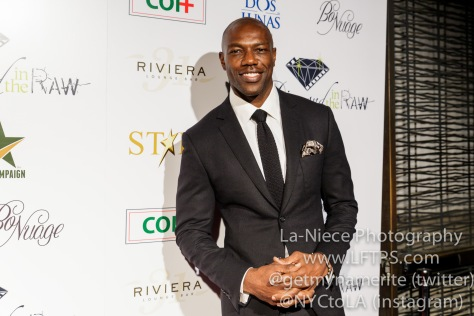 Terrell Owens host the 1st Annual Startuch Charity Gala