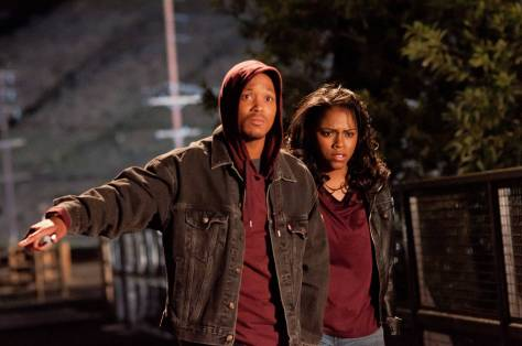 Romeo Miller and Shanica Knowles