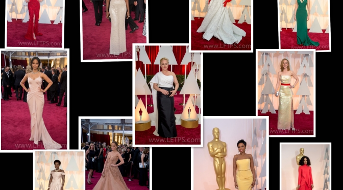 THE OSCARS 2015/87TH ACADEMY AWARDS- VOTE NOW! FOR BEST DRESSED FEMALE