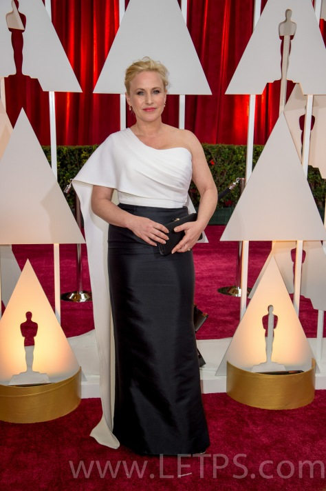Patricia Arquette at the Oscars 2015
