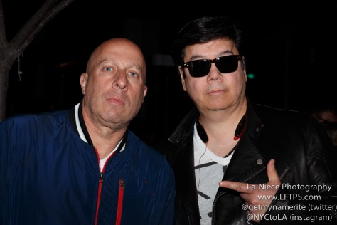 STEVE LOBEL AND GT AT FLAUNT MAGAZINE HONORS NORMAN REEDUS WITH CULT OF INDIVIDUALITY AT HAKKASAN BEVERLY HILLS