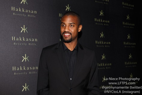 EMMANUEL HOWEL AT FLAUNT MAGAZINE HONORS NORMAN REEDUS WITH CULT OF INDIVIDUALITY AT HAKKASAN BEVERLY HILLS