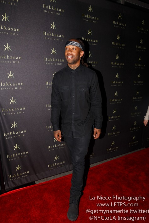 TY DOLLA SIGN AT FLAUNT MAGAZINE HONORS NORMAN REEDUS WITH CULT OF INDIVIDUALITY AT HAKKASAN BEVERLY HILLS