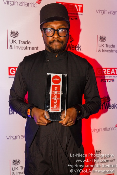 WILL i AM AT BRIT WEEK 2015