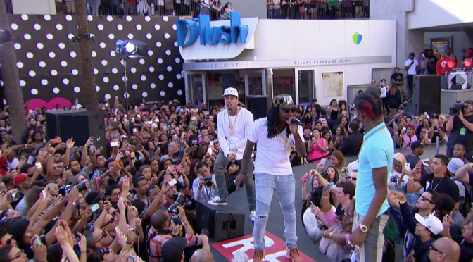 TYGA, RICH HOMIE QUAN, WALE AND YG – REVOLT LIVE FOR FAST FURIOUS 7