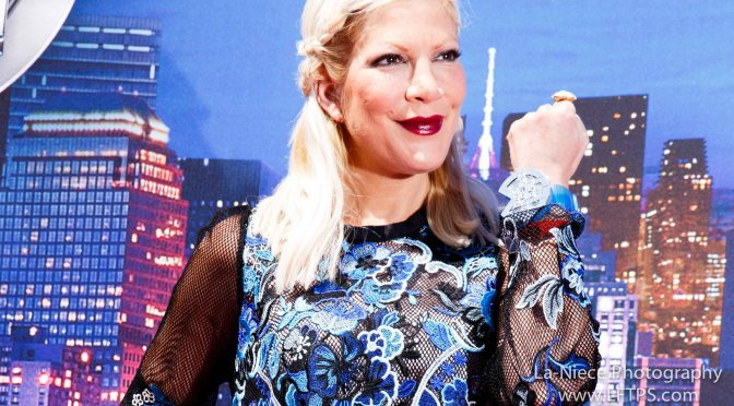 TORI SPELLING, LEANN RIMES AND MORE AT MARVEL UNIVERSE LIVE!