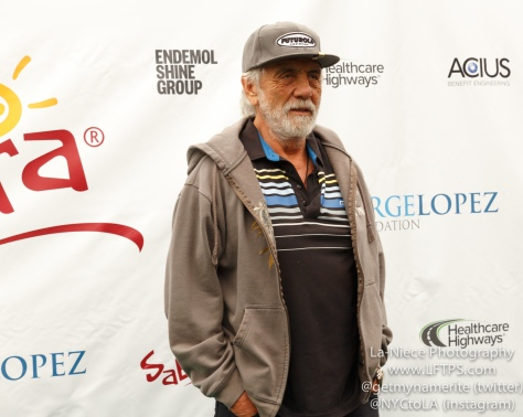 Tommy Chong at the 8th Annual George Lopez Celebrity Golf Tournament