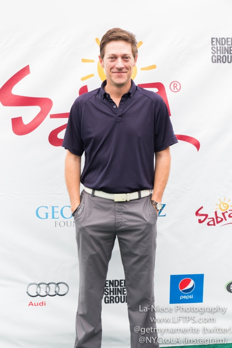 Kevin Rahm at the 8th Annual George Lopez Celebrity Golf Tournament