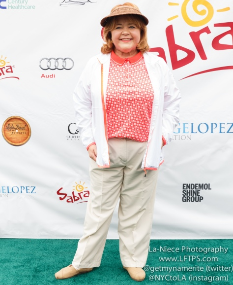 Patrick Darbo at the 8th Annual George Lopez Celebrity Golf Tournament