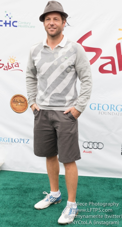 Jamie Bamber at the 8th Annual George Lopez Celebrity Golf Tournament