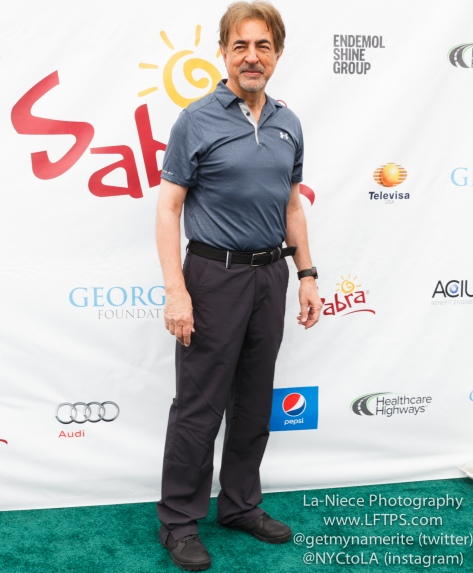 Joe Mantegna at the 8th Annual George Lopez Celebrity Golf Tournament