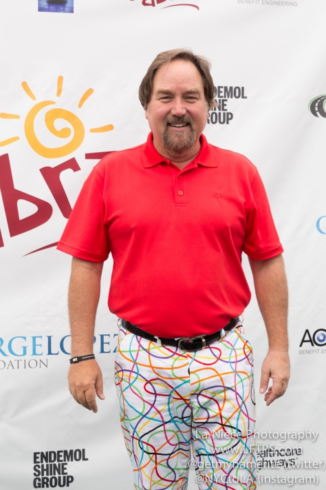 Richard Karn at the 8th Annual George Lopez Celebrity Golf Tournament