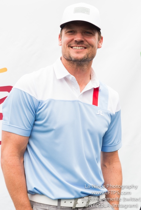 Bailey Chase at the 8th Annual George Lopez Celebrity Golf Tournament