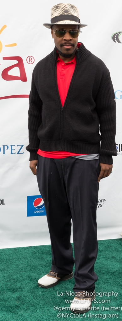 Michael Bearden at the 8th Annual George Lopez Celebrity Golf Tournament
