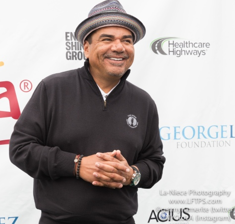 George Lopez at the 8th Annual Celebrity Golf Tournament