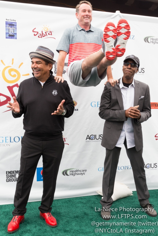 DON CHEADLE, ARSENIO HALL AND MORE ATTENDED THE 8TH ANNUAL GEORGE LOPEZ CELEBRITY GOLF TOURNAMENT PRESENTED BY SABRA