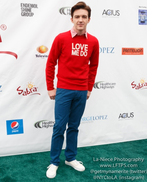 Drake Bell at the 8th Annual George Lopez Celebrity Golf Tournament