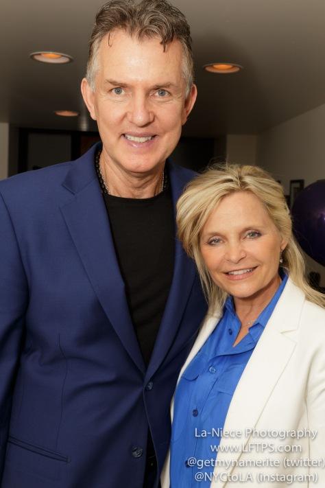 Dr. Tony O'Donnell, Catie Wyman