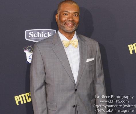 Gralen Bryant Banks AT PITCH PERFECT 2 MOVIE PREMIERE- LOS ANGELES
