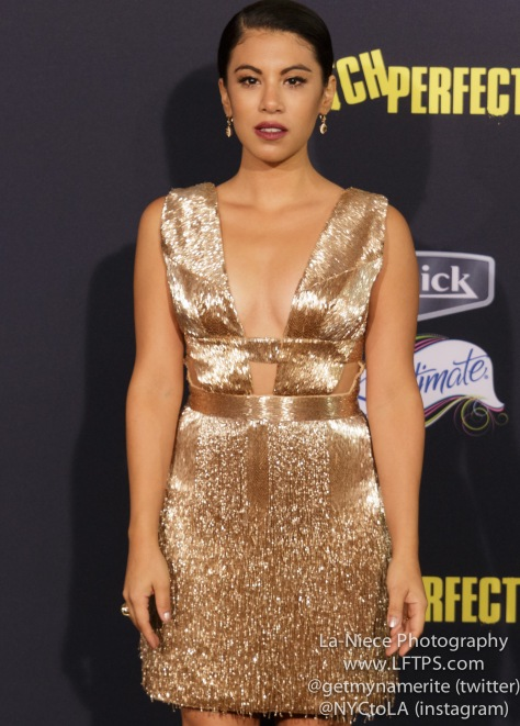 Chrissie Fit AT PITCH PERFECT 2 MOVIE PREMIERE- LOS ANGELES