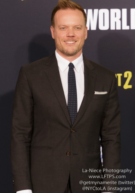 Jason Moore AT PITCH PERFECT 2 MOVIE PREMIERE- LOS ANGELES