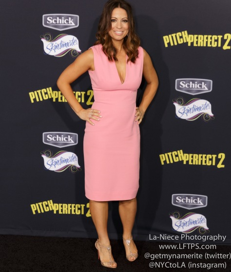 Kay Cannon AT PITCH PERFECT 2 MOVIE PREMIERE- LOS ANGELES
