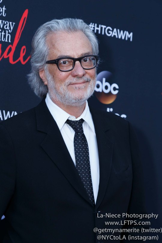 Bill D' Elia attends the screening of How To Get Away With Murder ATAS