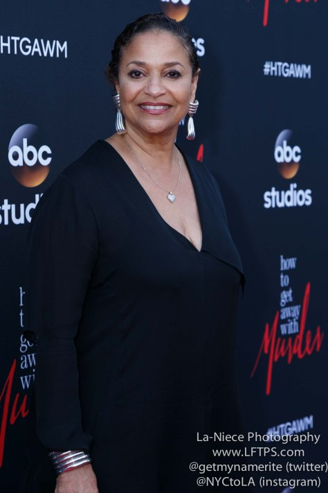 Debbie Allen attends the screening of How To Get Away With Murder ATAS