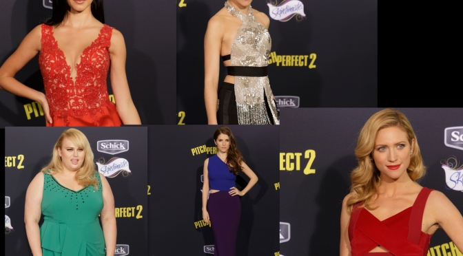 PITCH PERFECT 2 MOVIE PREMIERE- LOS ANGELES (PHOTO/VIDEO RECAP)