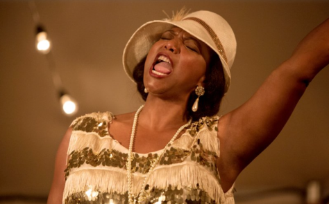 QUEEN LATIFAH TALKS ABOUT HER STARRING ROLE IN HBO FILMS' BESSIE