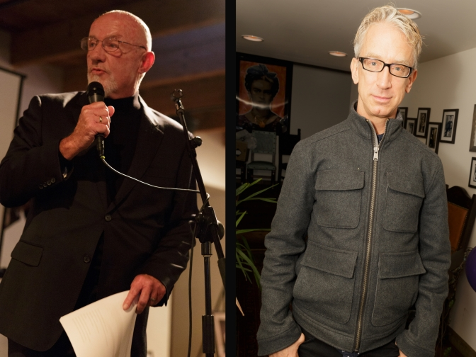 JONATHAN BANKS, ANDY DICK, AND MORE ARRIVE AT THE EMILY SHANE FOUNDATION'S STARS AND SEA CHARITY FUND RAISER GALA