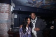 Actress- La-Niece and Malik Yoba