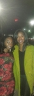 La-Niece and Tasha Smith
