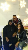 Cee Lo Green, Columbus Short and La-Niece