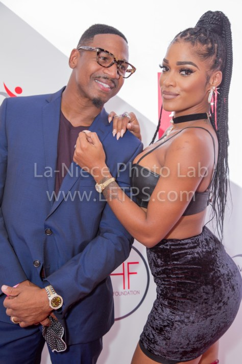 Stevie J and Joseline Hernandez