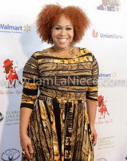 Tina Campbell (Mary Mary)