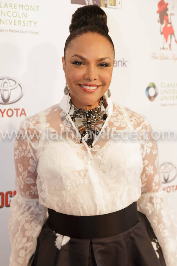 Lynn Whitfield And Others Arrive At The 19th Annual First Ladies High Tea