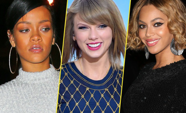 Rihanna, Taylor or Beyonce-Who Is Paid The Most Coins?